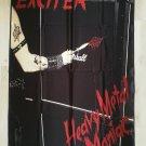 EXCITER - Heavy metal maniac FLAG Heavy death metal cloth poster