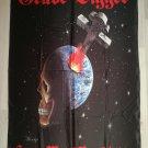 GRAVE DIGGER - Heavy metal breakdown FLAG Heavy death metal cloth poster