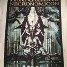H.R. GIGER - Necronomicon FLAG Heavy death metal cloth poster