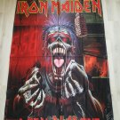 IRON MAIDEN - A real dead one FLAG Heavy death metal cloth poster