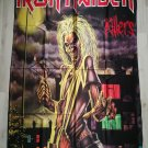 IRON MAIDEN - Killers FLAG Heavy death metal cloth poster