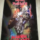 IRON MAIDEN - Maiden England FLAG Heavy death metal cloth poster