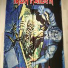 IRON MAIDEN - No prayer for the dying FLAG Heavy death metal cloth poster