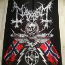 MAYHEM - Pure Armageddon 30 years FLAG Heavy death metal cloth poster