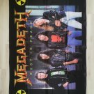 MEGADETH - Rust in peace FLAG Heavy death metal cloth poster