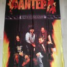 PANTERA - Reinventing the steel FLAG Heavy death metal cloth poster