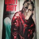 QUIET RIOT - Metal health FLAG Heavy death metal cloth poster