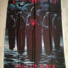 TESTAMENT - Souls of black FLAG Heavy death metal cloth poster