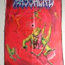 MASSACRE - From beyond FLAG Heavy death metal cloth poster