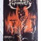 SEPULTURA - Morbid Visions FLAG Heavy death metal cloth poster