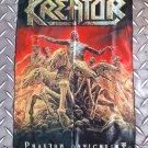 KREATOR - Phantom Antichrist FLAG Heavy death metal cloth poster