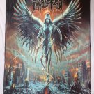 IMMOLATION - Atonement FLAG Heavy death metal cloth poster