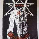 WITCHFYNDE - Give 'em hell FLAG Heavy metal cloth poster NWOBHM
