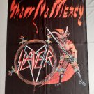 SLAYER - Show no mercy FLAG Heavy death metal cloth poster