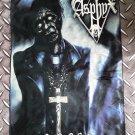 ASPHYX - Last one on earth FLAG Heavy death metal cloth poster