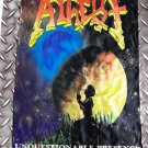 Atheist - Unquestionable presence FLAG Heavy death metal cloth poster