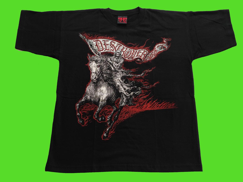Destroyer 666 - Wildfire T-shirt (S) NEW heavy thrash death metal