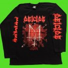DEICIDE - Legion Long sleeve shirt Black (L) NEW heavy thrash death metal