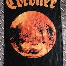 CORONER - R.I.P. POSTER FLAG Heavy death metal cloth poster