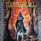 HAMMERFALL - Glory to the brave POSTER FLAG Heavy death metal cloth poster