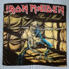 IRON MAIDEN - Piece of mind POSTER FLAG Heavy death metal cloth poster