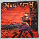 MEGADETH - Peace sells POSTER FLAG Heavy death metal cloth poster