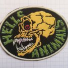 Hell's animals Rubber patch vintage 80's 90's very rare collection