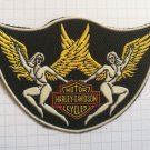 Harley Davidson Motorcycles Vintage rubber patch very rare