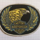 Harley Davidson Motorcycles Vintage rubber patch very rare collection