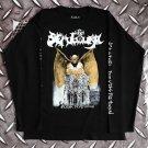 SEPULTURA - Bestial Devastation Long sleeve shirt Black (L) NEW heavy thrash death metal