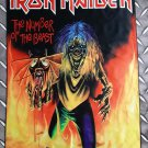 IRON MAIDEN - The number of the beast FLAG Heavy death black metal cloth poster