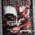 DEICIDE - Overtures of blasphemy FLAG Heavy death black metal cloth poster