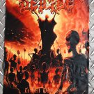 DEICIDE - To hell with god FLAG Heavy death black metal cloth poster