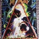 DEF LEPPARD - Hysteria FLAG Heavy death black metal cloth poster