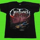 Obituary - Slowly we rot T-shirt (S) NEW heavy thrash death metal
