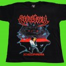 Sepultura - Schizophrenia T-shirt (S) NEW heavy thrash death metal