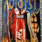 AUTOPSY - Acts of the unspeakable FLAG Heavy death black metal cloth poster
