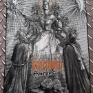 BEHEMOTH - Evangelion FLAG Heavy death black metal cloth poster
