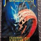 FORBIDDEN - Forbidden evil FLAG Heavy thrash death metal cloth poster