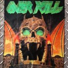 OVERKILL - The years of decay FLAG Heavy death thrash metal cloth poster
