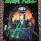OVERKILL - Under the influence FLAG Heavy death thrash metal cloth poster