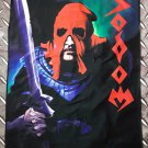 SODOM - In the sign of evil FLAG Heavy death thrash metal cloth poster