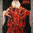 SODOM - Obsessed by cruelty FLAG Heavy death thrash metal cloth poster