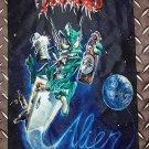 TANKARD - Alien FLAG Heavy death thrash metal cloth poster
