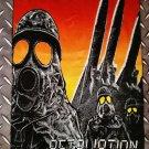 CARNIVORE - Retaliation FLAG Heavy death thrash metal cloth poster