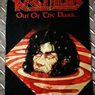 KREATOR - Out of the dark... into the light FLAG Heavy death thrash metal cloth poster