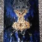 UNLEASHED - Midvinterblot FLAG Heavy death thrash metal cloth poster