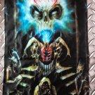 SINISTER - Diabolical Summoning FLAG Heavy death thrash metal cloth poster