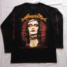SARCOFAGO - The laws of scourge Long sleeve shirt Black (L) NEW Thrash Metal