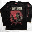 VOIVOD - War and pain Long sleeve shirt Black (S) NEW Thrash Metal